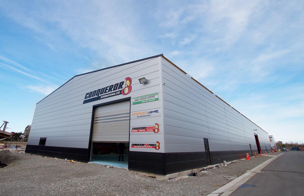 Conqueror factory grows to meet demand