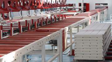 Conqueror's new superfactory opens