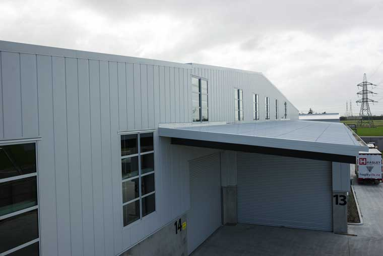 What makes PIR Insulated exterior wall panels first choice for fire resistant?